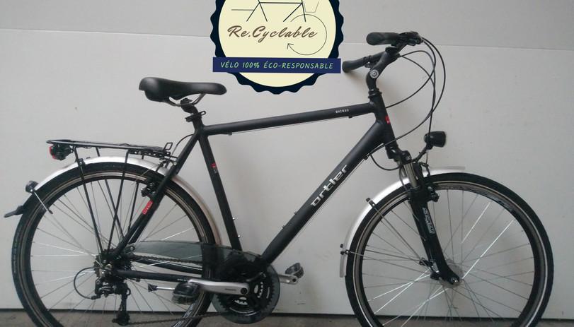 Vélo de ville ortler, taille XL - 320€