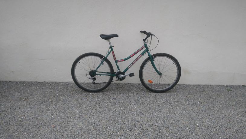 Vtt 21 vitesses, taille M - 110€