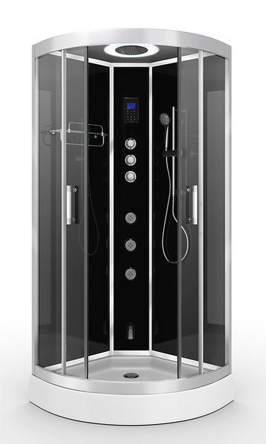Aqualusso Opus 80 90 95 Steam Shower