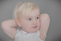 photo of little girl