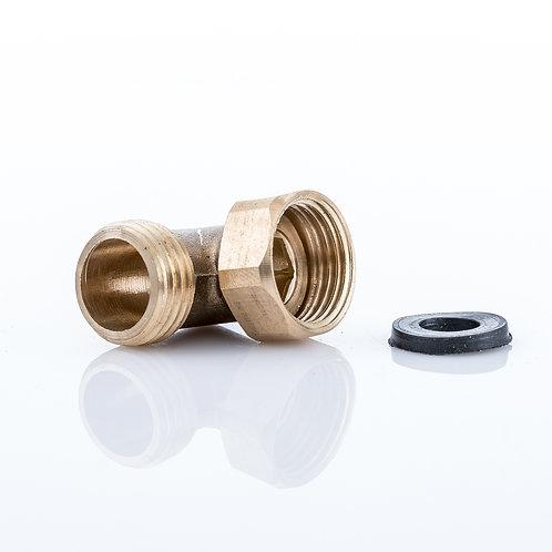 15mm Brass Elbow