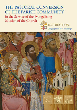 New Vatican publication: Parish at the service of evangelisation