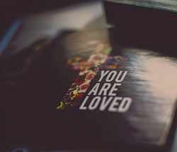 """Christian Booklet: """"You are loved"""""""