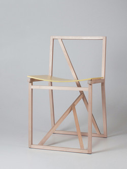 Leightweight chair BRANCH