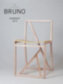 Lightweight chair Branch by Triin Maripuu, Estonian Product Design Awards Nominee