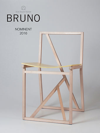 Lightweight chair Branch by Triin Maripuu, Estonian Product Design Awards Nominee