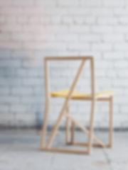 Design chair Branch by industrial designer Triin Maripuu triinmaripuu.design