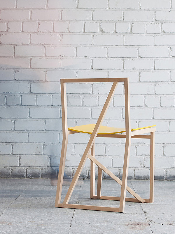 Design chair Branch by industrial designer Triin Maripuu triinmaripuu.design