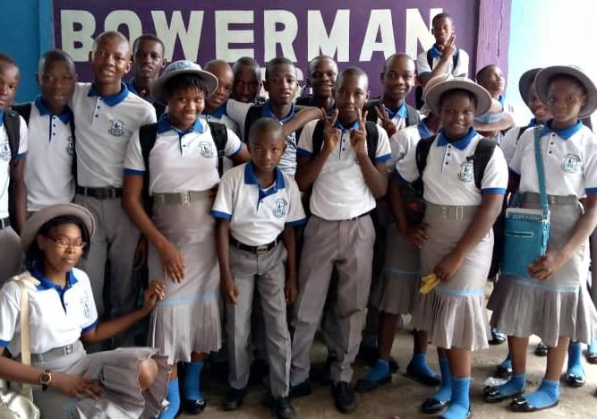 JUNIOR SECONDARY SCHOOL IN THEIR FRIDAY