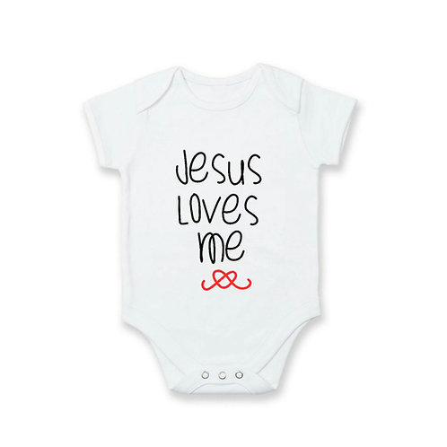 Love & Faith Series: Jesus Loves Me
