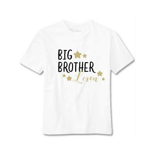 Personalised T-Shirt for Big Brother / Sister
