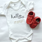 Hello World 👶_How did you announce your
