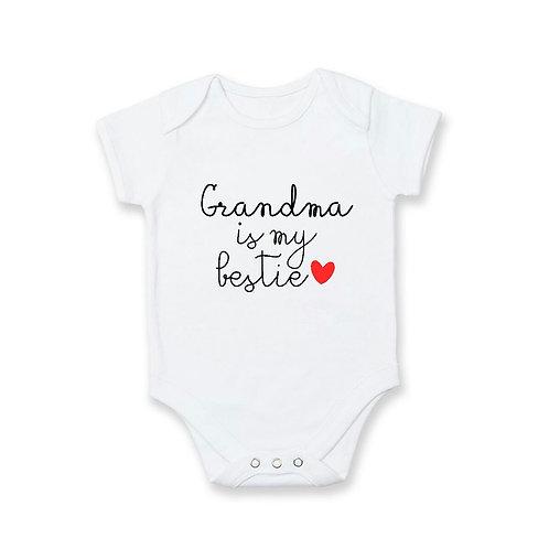 Grandma is my bestie