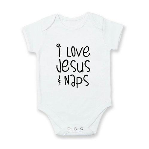 Love & Faith Series: I Love Jesus & Naps