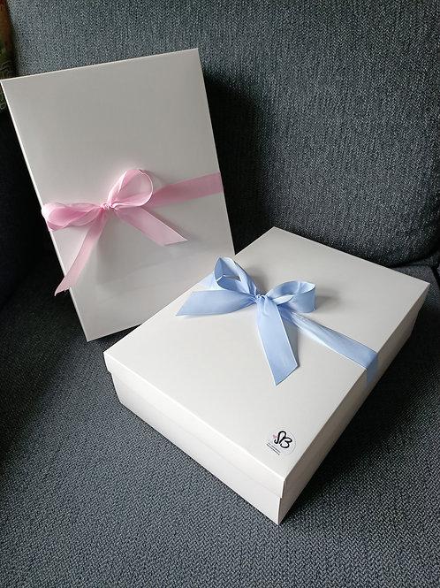 Premium Gift Box (WHITE)