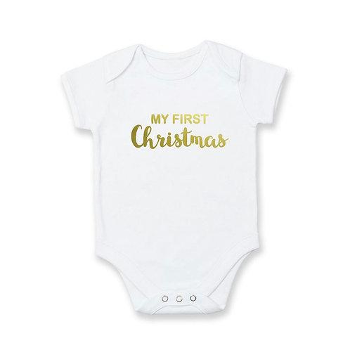 Christmas Series - My First Christmas