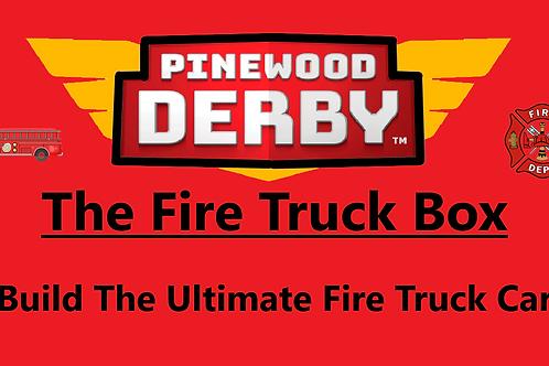 The Fire Truck Racer