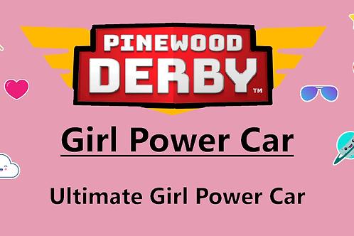 The Girl Power Racer