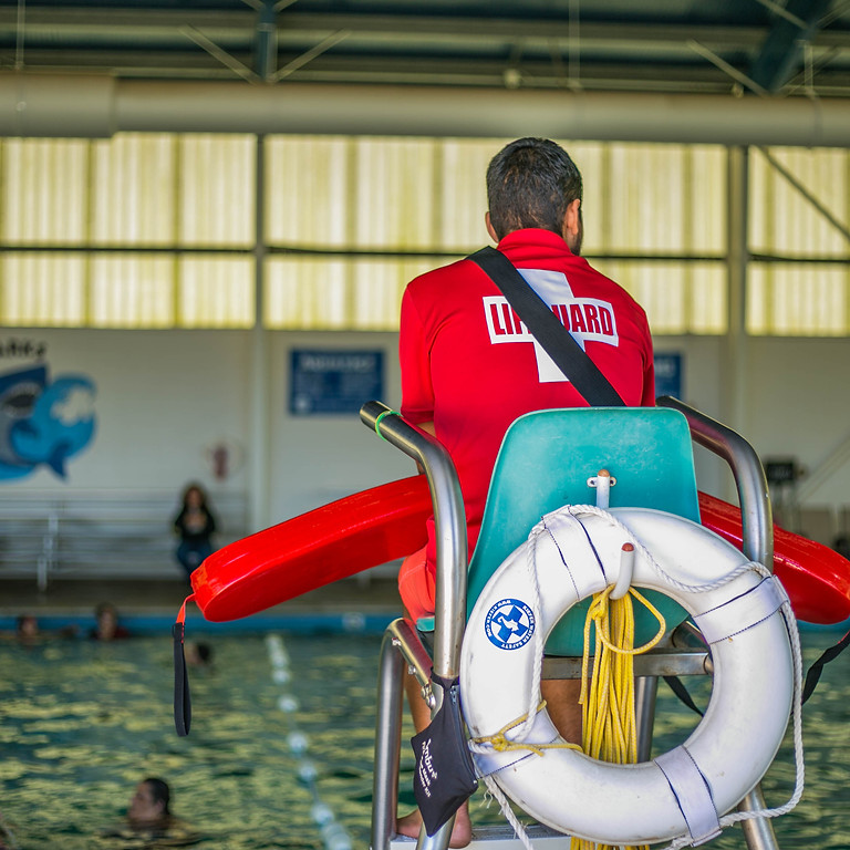 Lifeguard Certification - February