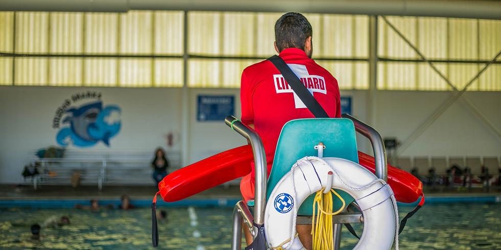 Lifeguard Certification - April