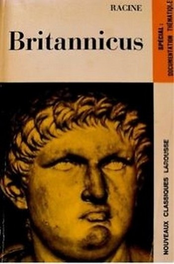 """""""Britannicus"""" de Jean Racine"""