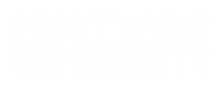 Venture University white_logo_transparen