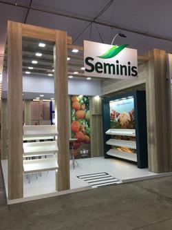 Stand SEMINIS -Hortitec 2018