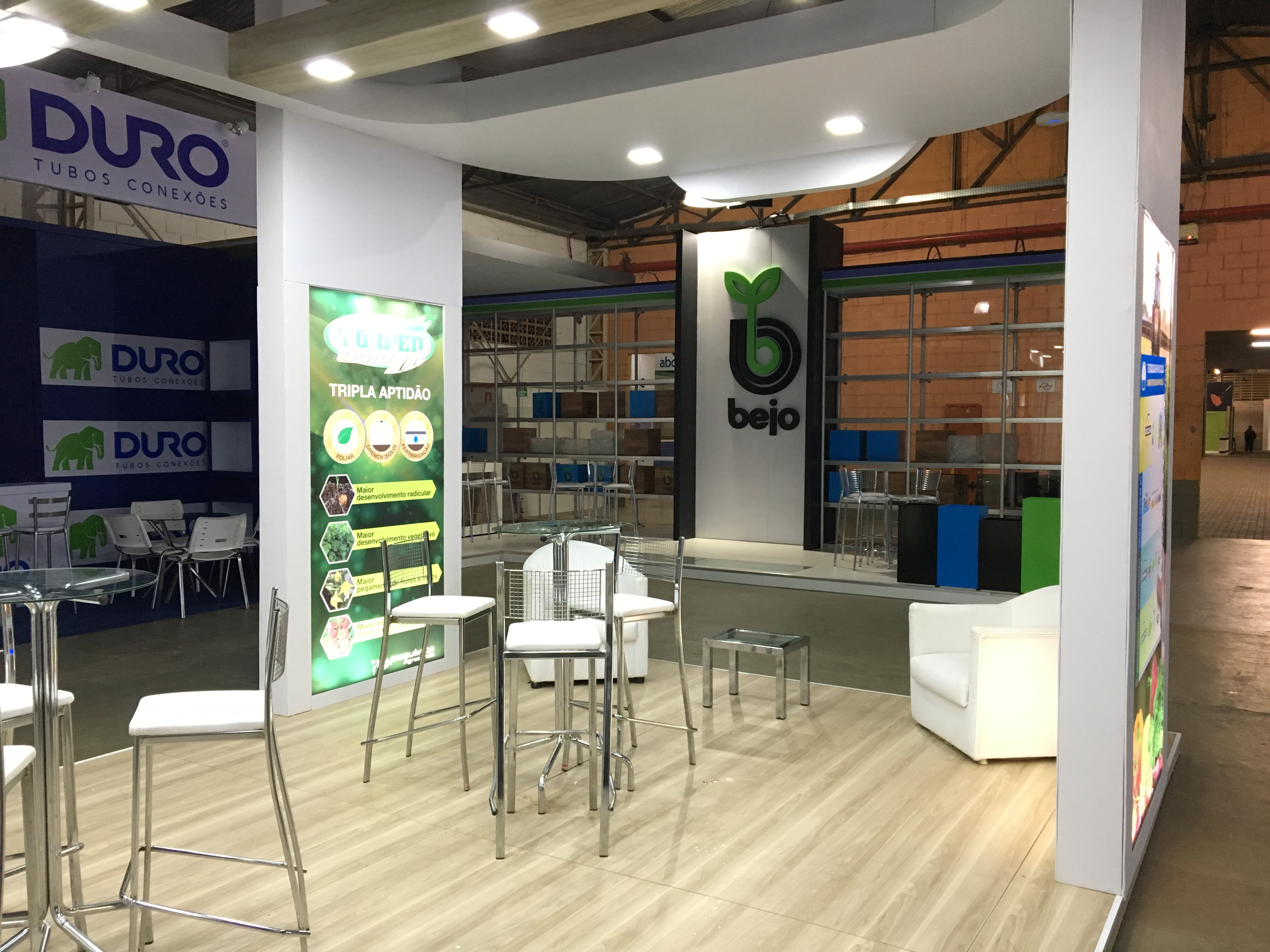 Stand OXIQUÍMICA - Hortitec 2018