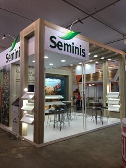 Stand SEMINIS - Hortitec 2018