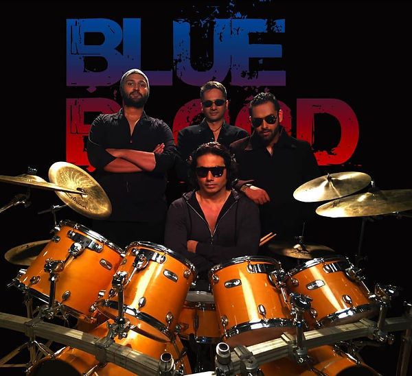 Blue Blood India's Premier Rock Band