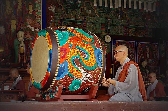Meeting a Buddhist Master