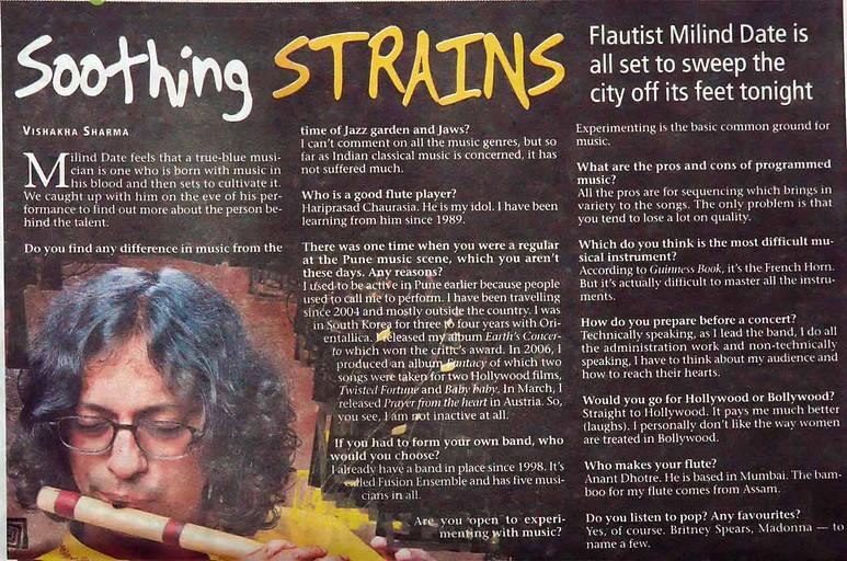 Milind-TOI-Interview-12-08-08.