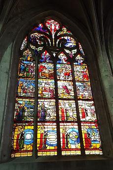 Eglise Sainte Madeleine vitrail Troyes.j