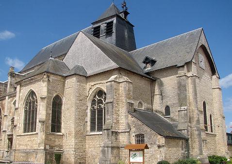 Eglise Sant Jean Baptiste de Chaource.JP