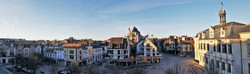 le cœur de Troyes vue panoramique