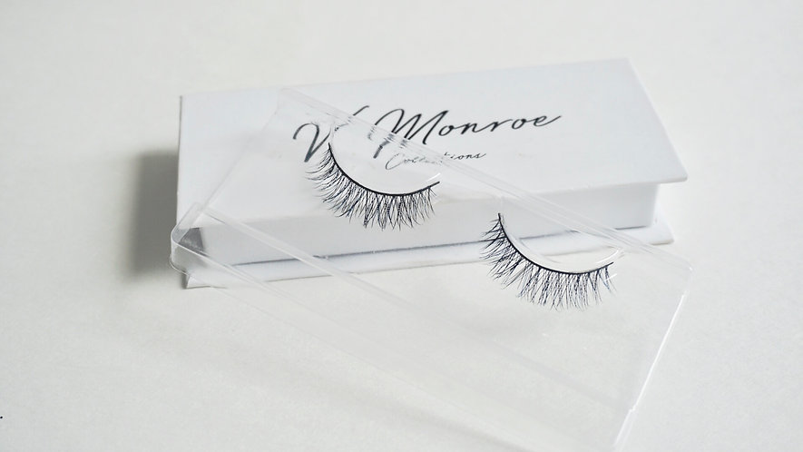 Faux Mink Trainer Lashes-WINK