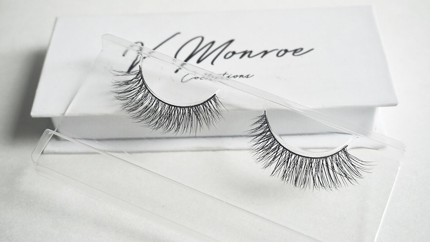 Faux Mink Trainer Lashes-SNOB
