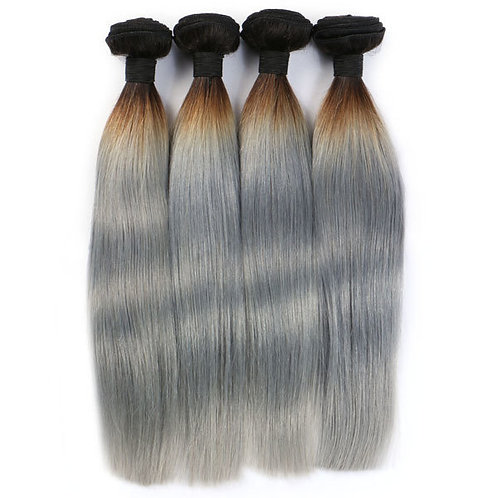 V MONROE SILKY STRAIGHT 1B/GREY