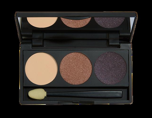 Plum-Eyeshadow Pallet