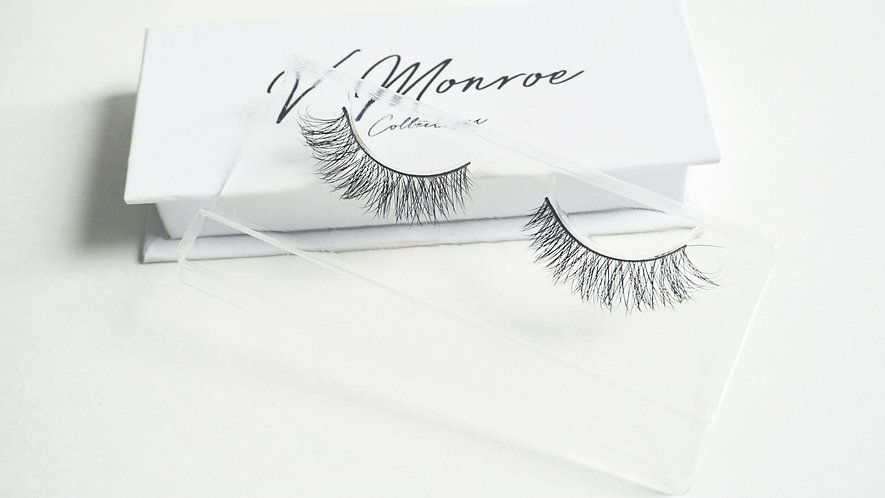 Faux Mink Trainer Lashes-SO SADITTY