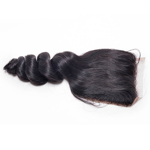 VMONROE 4x4 LOOSE WAVE LACE CLOSURE