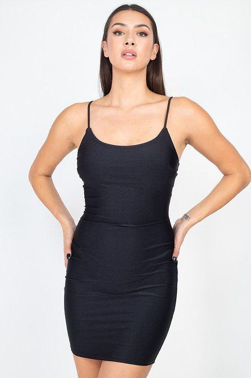Prissy Missy Body Con Dress