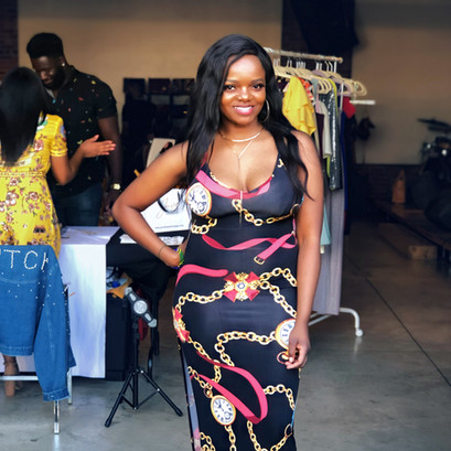 Founder of Afrocentric Fusion