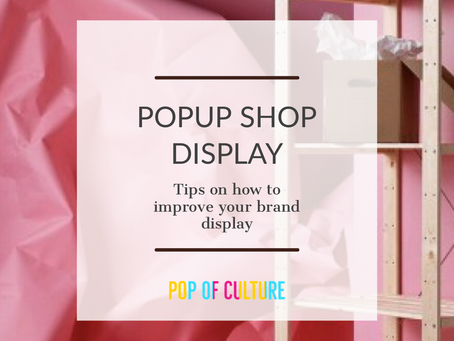 Popup Shop Tips: A Focus On Aesthetics