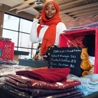 Founder of Diallo Collection