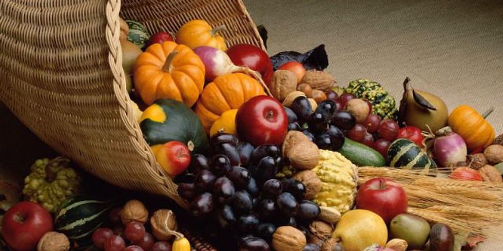 Harvest Supper