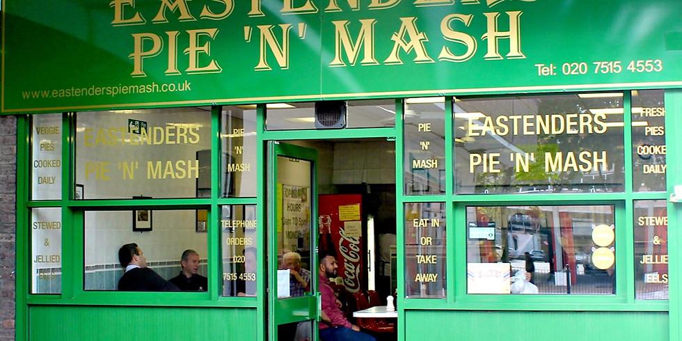 Pie and Mash Night!