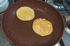 Recipe Re-write: Gluten and dairy free fluffy pancakes