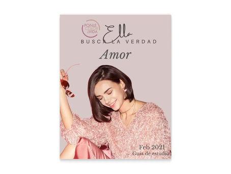 Amor - Guia de estudio Febrero 2021