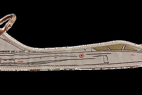 Porte-clefs tissu